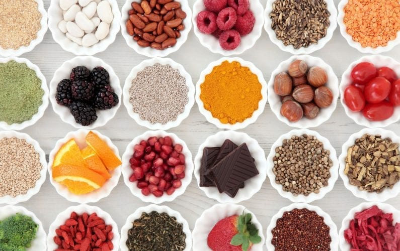 Do Antioxidants Improve Gut Health?