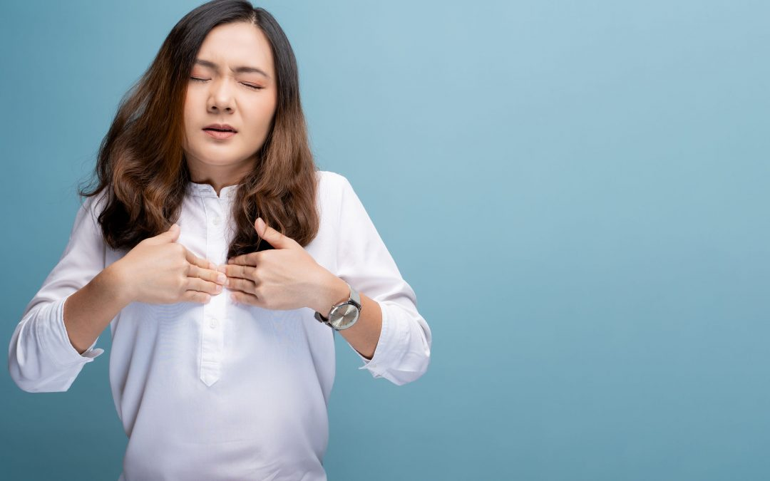 Heartburn Symptoms in Chest & Treatments for Relief