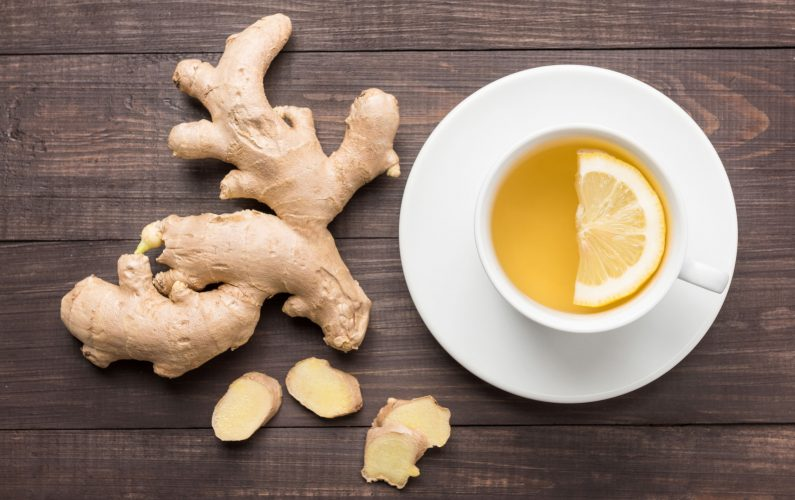 Ginger for Digestion: How To Make Ginger Tea